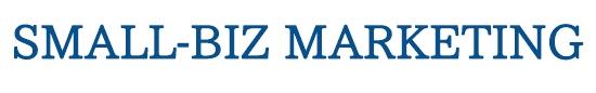 SMALL-BIZ MARKETING